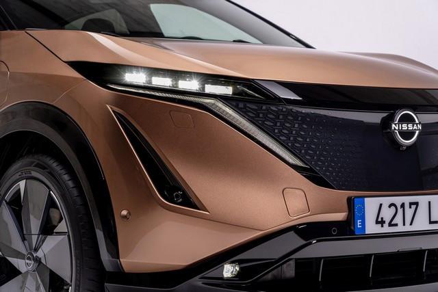 NISSAN ARIYA : L'Aerodynamisme En Point D'orgue Nissan-Ariya-Static-1-2021
