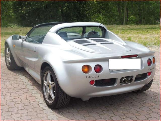 Lotus Elise serie 1 - annunci vendita e consigli 010