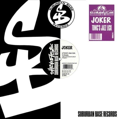 Download Joker - Tonic's Jazz Lick / Utopia mp3