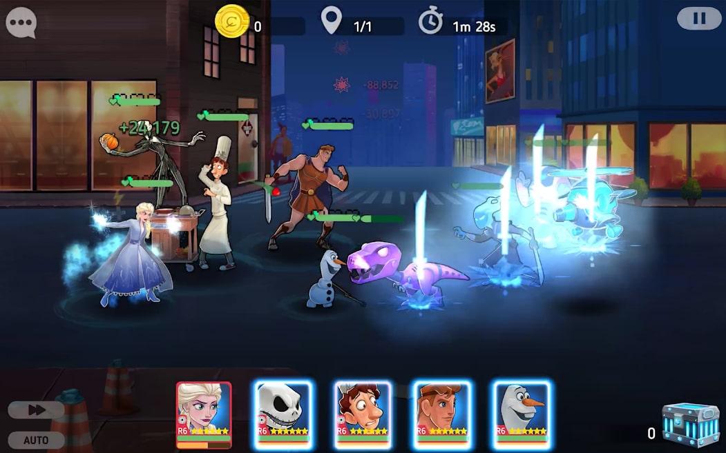 Disney Heroes: Battle Mode 7