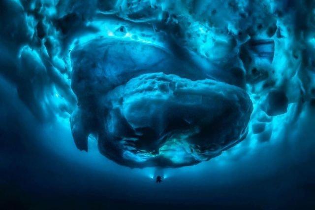 Подводная часть айсберга