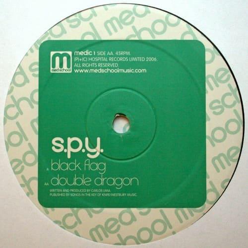 Download S.P.Y. - Black Flag / Double Dragon mp3