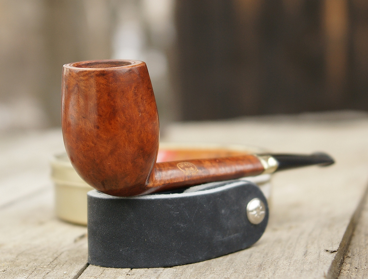 French Briar freehand canadian