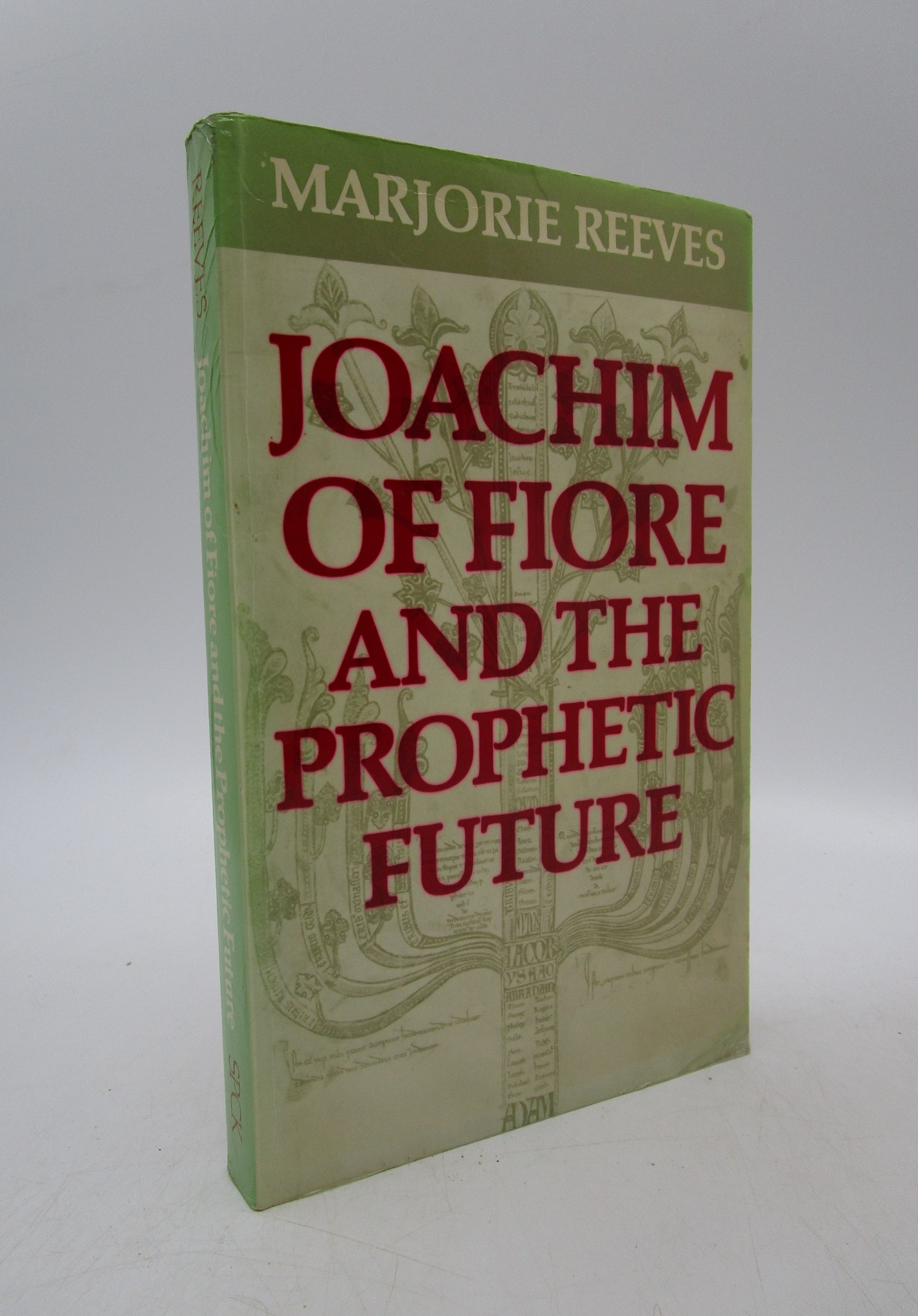 Image for Joachim of Fiore and the Prophetic Future (signed)