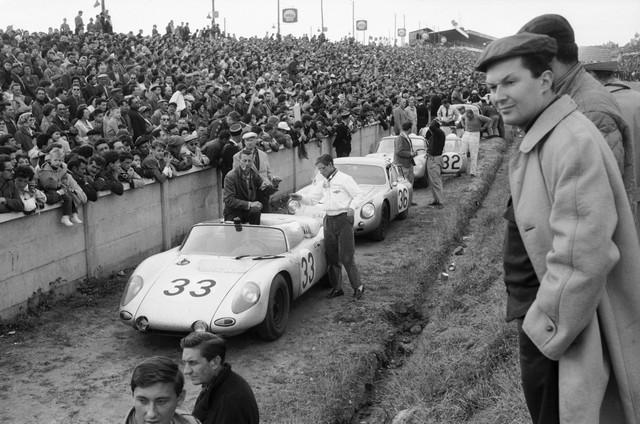 Il y a 50 ans, Porsche a remporté sa première victoire au classement général au 24 Heures du Mans S20-1743-fine