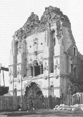Mosteiro dos Jerónimos Danificado