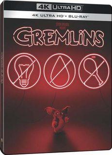 Gremlins (1984) UHD 2160p UHDrip HDR10 HEVC AC3 ITA + DTS ENG - ItalyDownload