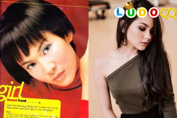 Perbedaan Make Up Seleb Remaja Jaman Dulu dan Sekarang, Jauh Banget!
