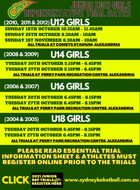 JUNIOR-2021-GIRLS-REPRESENTATIVE-TRIAL-DATES