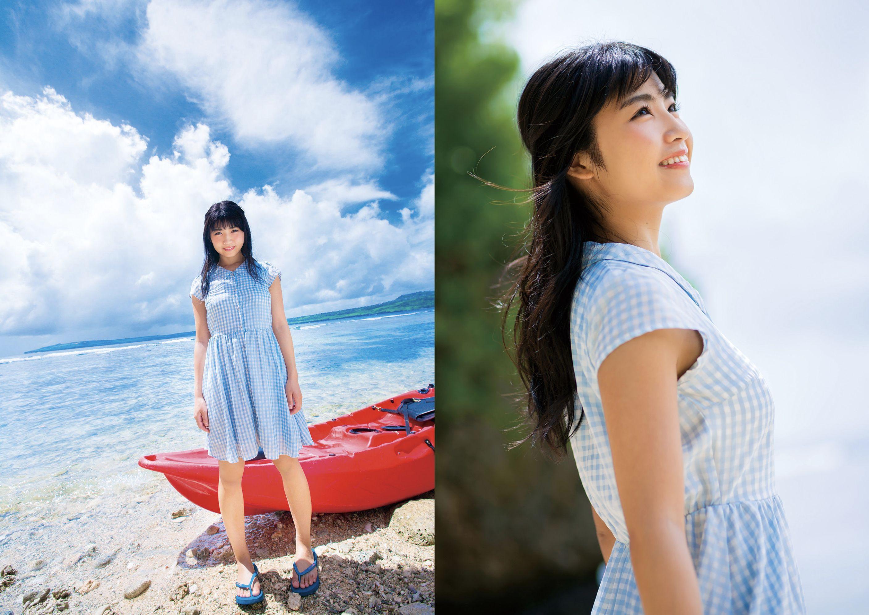『Rinaism 永井里菜 写真集』Nagai-Rina-010