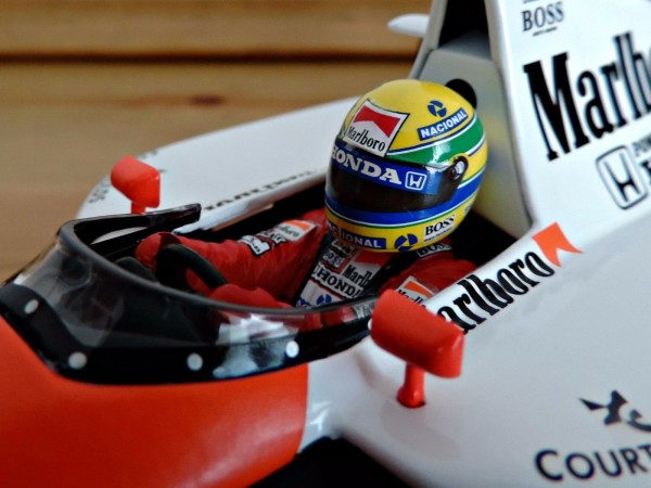 Senna World Champion Cars 1988,90,91 7