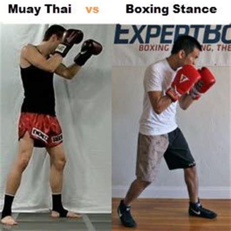Бокс против Муай Тай. Отличия и сходства ( все что вы должны знать )