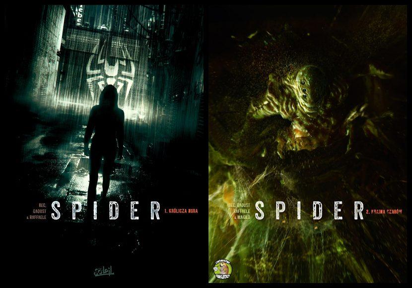 Spider #1-2