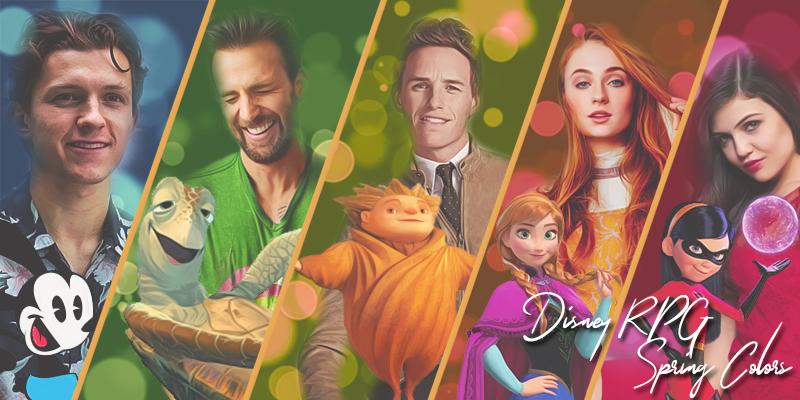 HEADER Disney Arc-en-cieeeel DISNEYRPGSPRINGHEADER