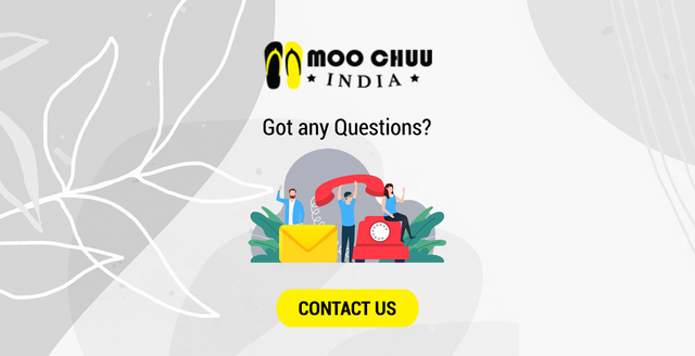 If you have any problem, don't worry the Moo Chuu India team is here to help, contact us now