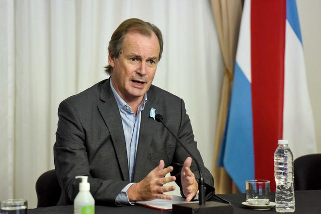"""Locales: """"Los resultados son satisfactorios pero nos instan a redoblar los esfuerzos"""", dijo Bordet"""
