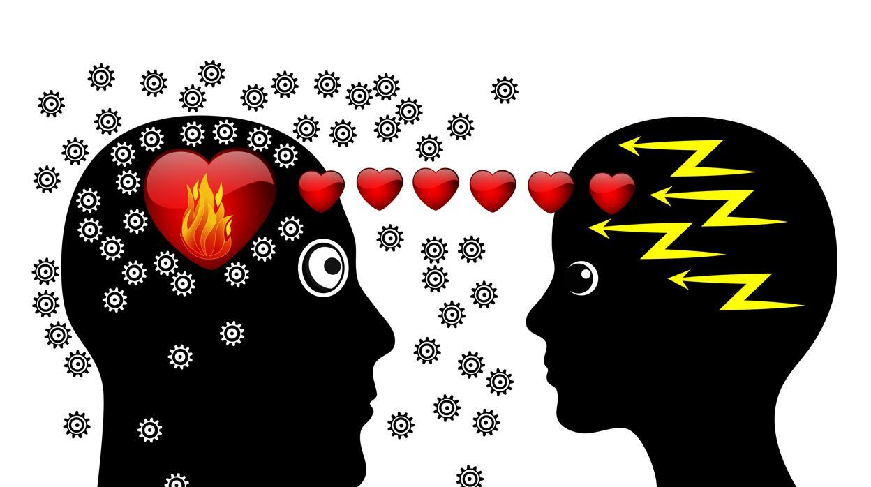 Cómo cambia tu cerebro cuando te enamoras y cómo cuando te excitas