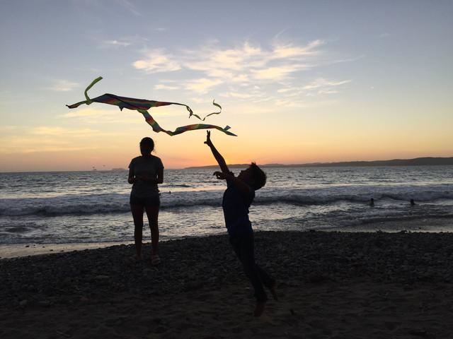 kite-night