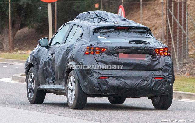 Vwvortex Com Spy Shots Of 2020 Nissan Juke