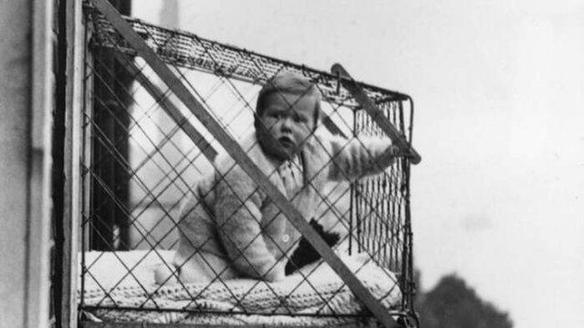 Фотографии из прошлого, которые поднимут настроение