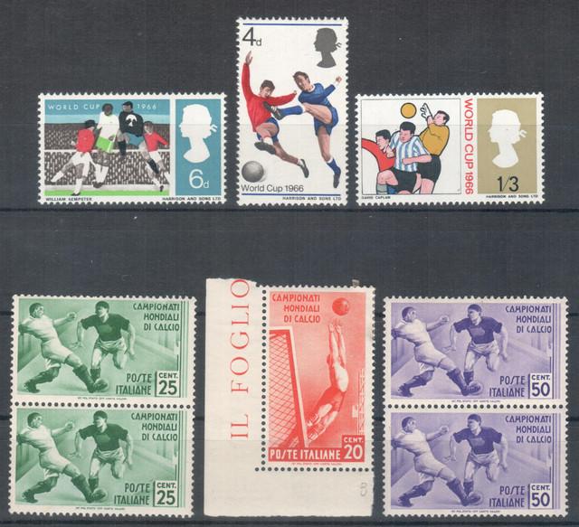 Soccer-Stamps