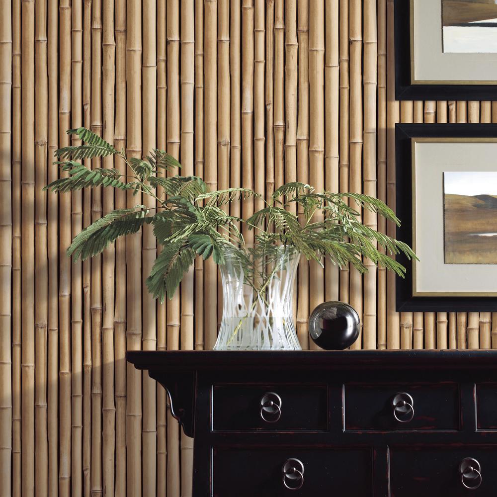 Bamboo-peel