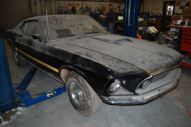 mustang cobra jet barn find 002