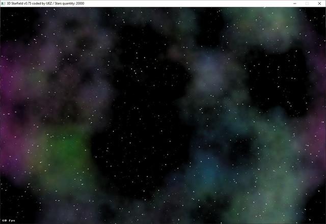 Starfield-Nebular