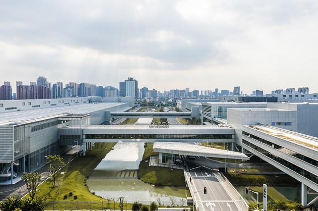 Le Groupe Volkswagen lance la production sur la plateforme MEB dans les usines de Foshan et Anting DB2020-AL01219large