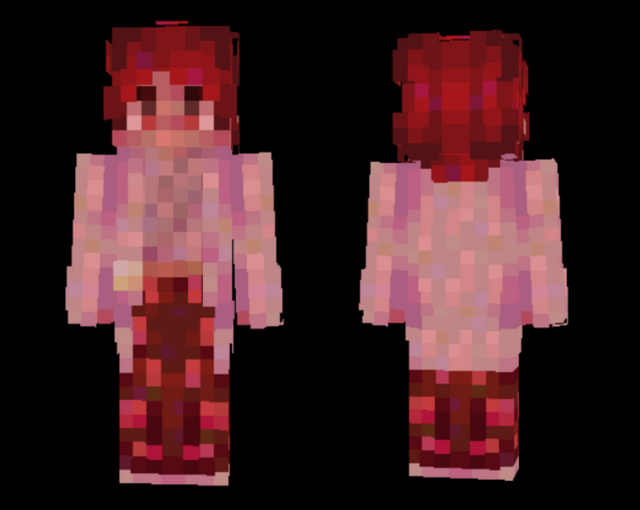 afterlife // ce Minecraft Skin