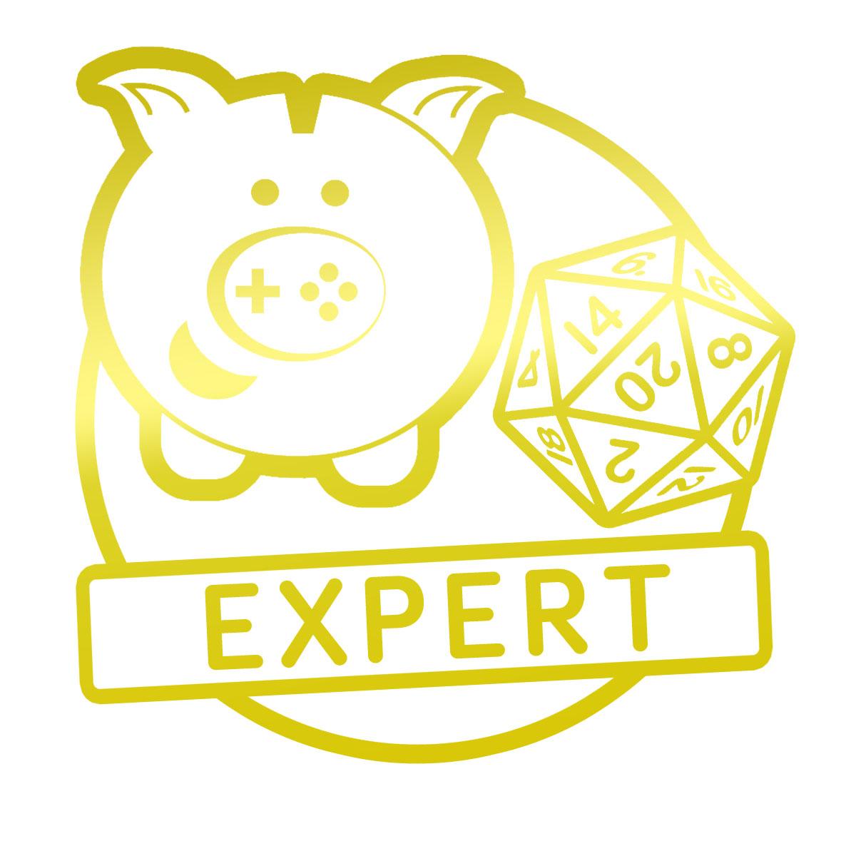 Budgy Expert Goud