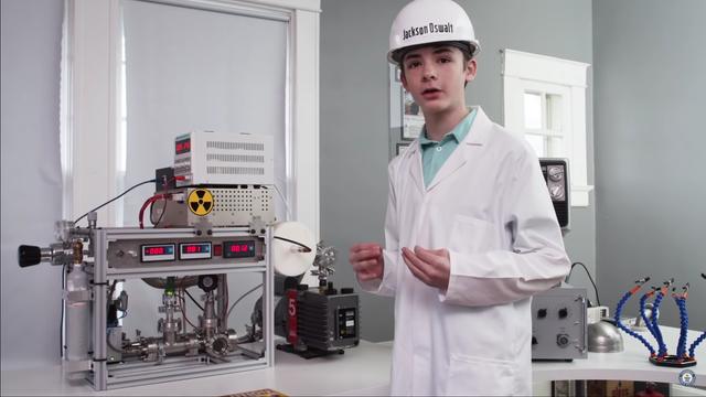Child-creates-nuclear-fusion