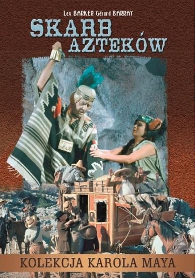 Skarb Azteków / Der Schatz der Azteken (1965)