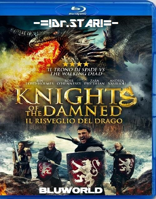 Knights of The Damned (2017) Hindi Dubbed 480p HDRIp Esubs 300MB DL