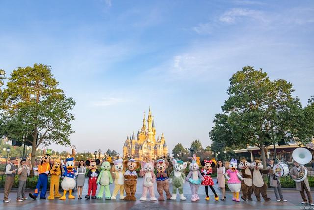 Shanghai Disney Resort en général - le coin des petites infos  - Page 10 Sdd1