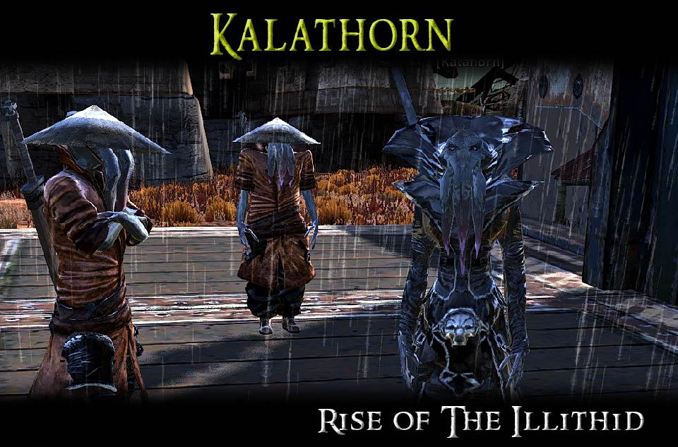 Kalathorn - Rise of The Illithid