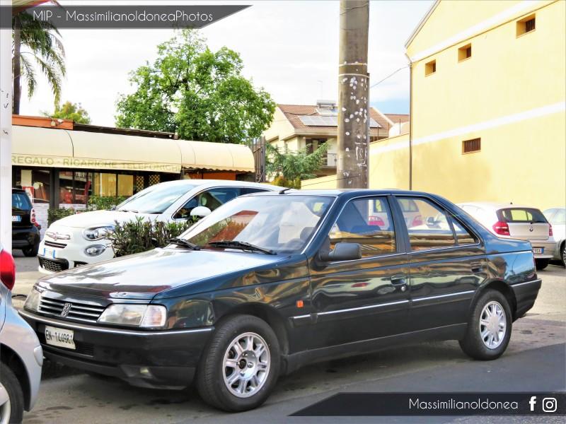 avvistamenti auto storiche - Pagina 20 Peugeot-405-TD-1-8-90cv-92-EN144981-173-793-13-2-2019