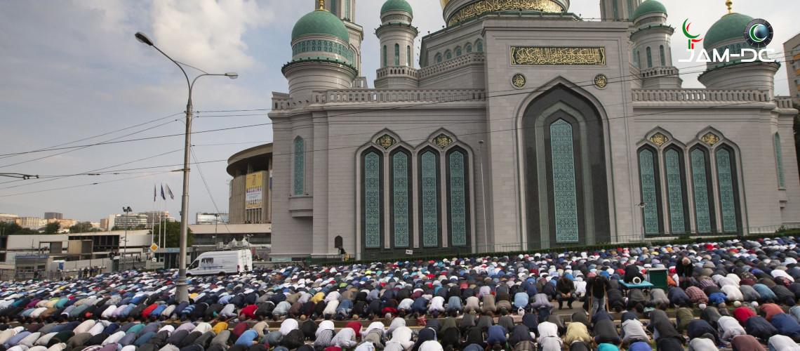 Ислам все более популярен в России