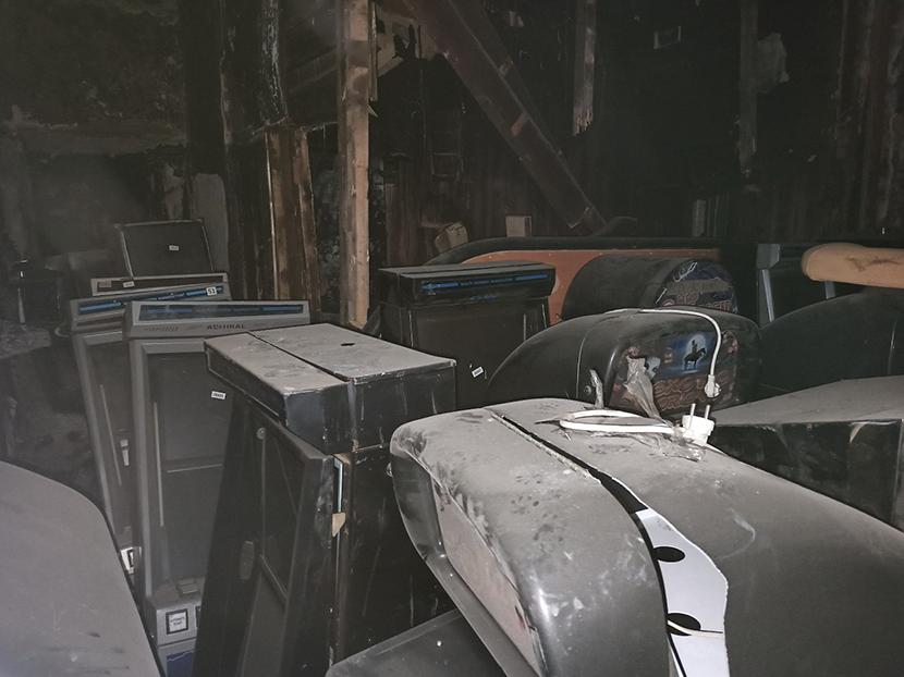 Кладбище игровых автоматов