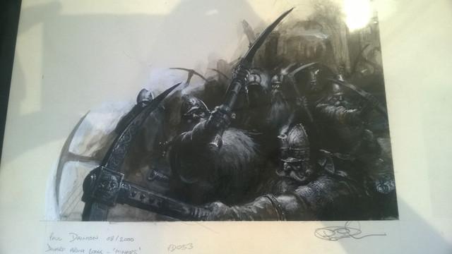 Galerie Daniel Maghen [originaux Warhammer Battle & 40K] 18