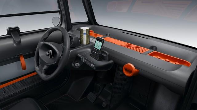 AMI - 100% Ëlectric Arrive Dans Le Réseau Citroën CL-20-005-014
