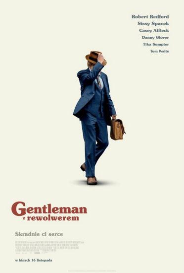 Gentleman z rewolwerem / The Old Man & the Gun (2018) PL.BDRip.XviD-KiT | Lektor PL