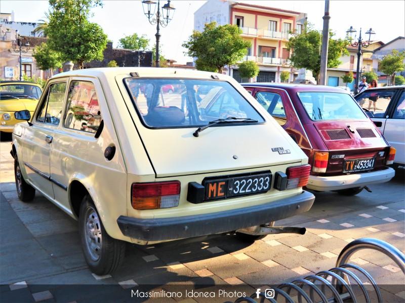 Raduno Auto d'epoca - Trecastagni (CT) - 21 Luglio 2019 Fiat-147-D-1-3-45cv-82-ME322333-5