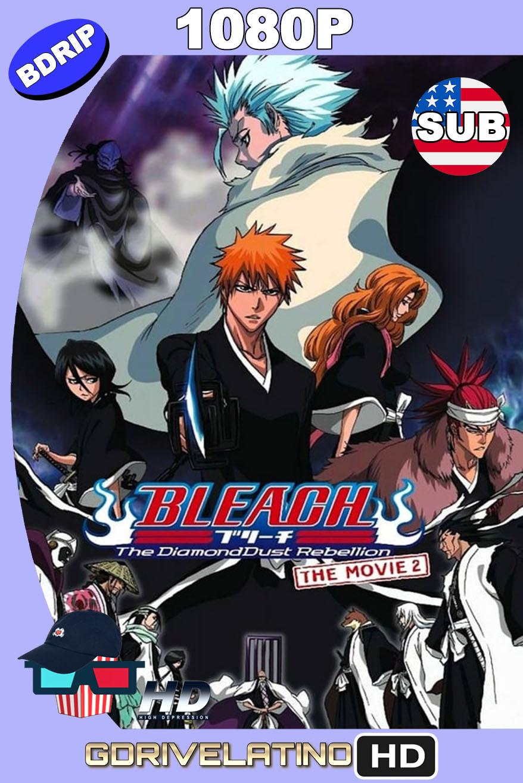 Bleach: La Rebelión del Polvo de Diamante (2007) BDRip 1080p Japonés SUBTITULADO MKV