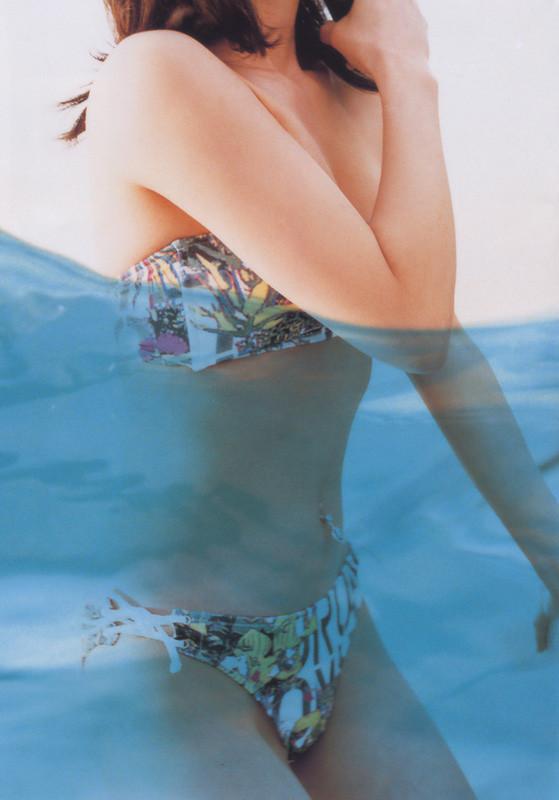 月刊 三浦理恵子 写真集 012
