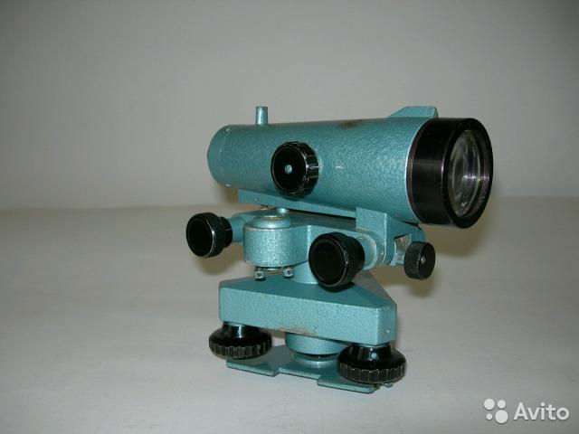 Нивелир оптический Н-3