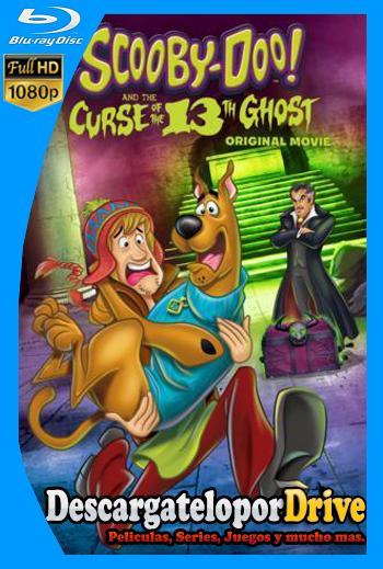 ¡Scooby-Doo! Y la maldición del fantasma número 13 (2019) [1080p] [Latino] [1 Link] [GDrive] [MEGA]