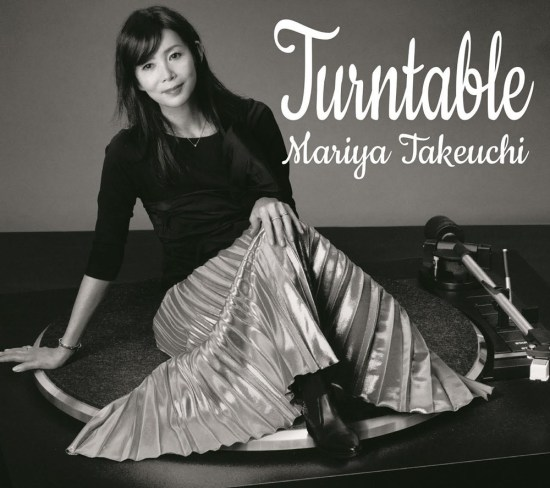 [Album] Mariya Takeuchi – Turntable