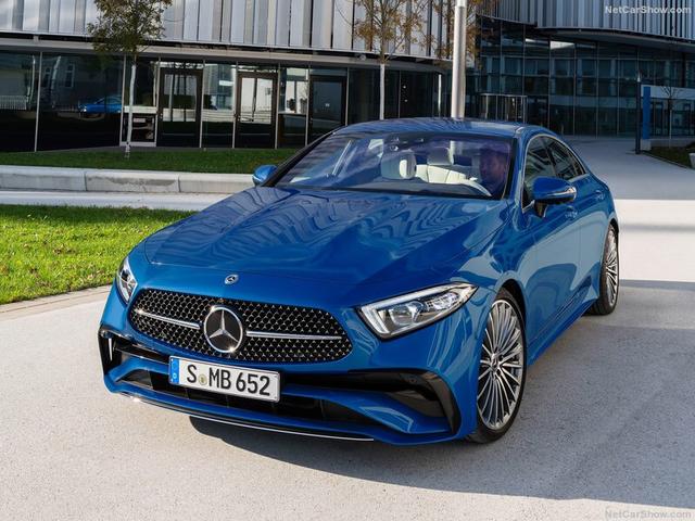2018 - [Mercedes] CLS III  - Page 7 580-BCFED-6426-426-C-B328-74-EE7605-CFAB