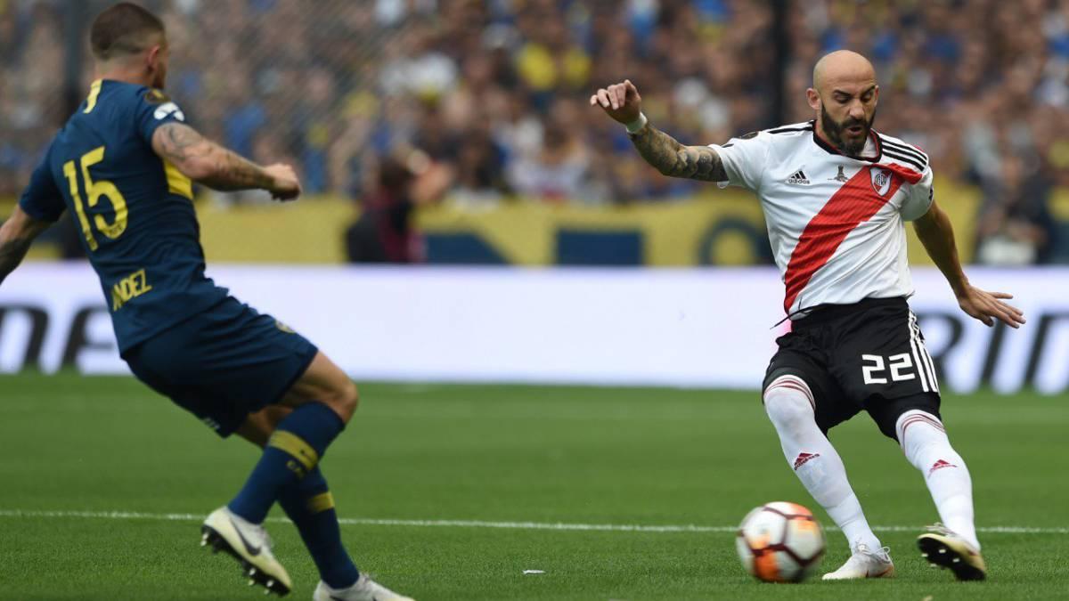 Boca vs River en vivo Copa Libertadores